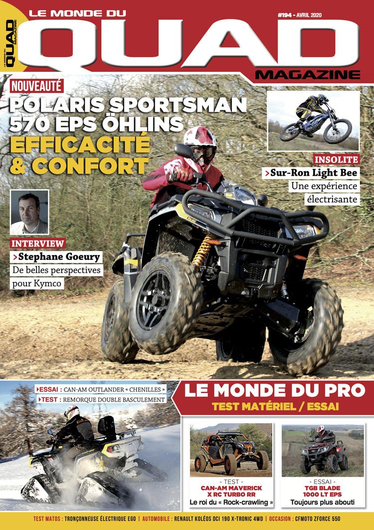 Le Monde Du Quad 194 PDF